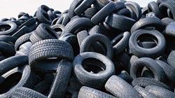 Hàng trăm ngàn săm lốp cũ nhập lậu ùn ứ tại cảng Đà Nẵng