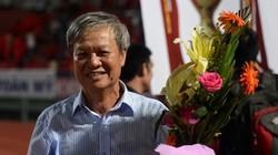 """Kết thúc V.League 2014: Nước mắt ông Hải """"lơ"""""""