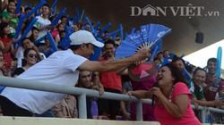 Những hình ảnh có 1-0-2 trước trận Than Quảng Ninh - QNK.Quảng Nam