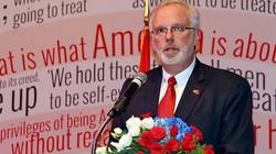 Đại sứ Hoa Kỳ về nước sau khi kết thúc nhiệm kỳ tại Việt Nam
