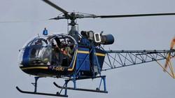 Lại rơi máy bay trực thăng tại Italy, hai người chết