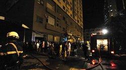 Nổ trạm biến áp, người dân chung cư Xa La được phen hoảng hồn