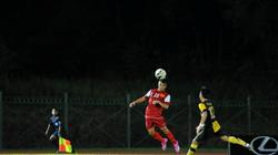 Đội hình 2 của U19 Việt Nam thua đau U21 Malaysia