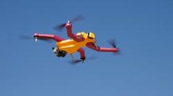 Kiếm 1 triệu USD/tháng từ sáng chế thiết bị bay ghi hình tự động