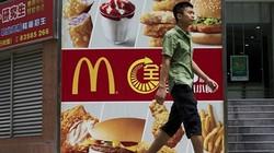 McDonald's có tháng ế khách nhất thập kỷ sau bê bối tại Trung Quốc