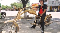 """""""Siêu xe"""" 78 cực dị xuất hiện ở Quảng Trị"""
