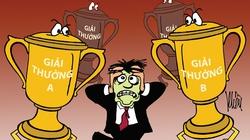 """Doanh nghiệp khiếp sợ... giải thưởng (bài cuối): """"Thập diện mai phục"""" doanh nghiệp"""