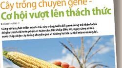 Đón đọc Trang Trại Việt tháng 8.2014: Cây trồng chuyển gene -  Cơ hội vượt lên thách thức