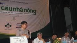 Kết nối nhà nông -  nhà khoa học tại Thái Bình
