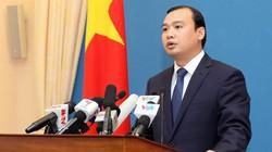 Phản đối phần tử cực đoan đốt quốc kỳ Việt Nam ở Phnom Penh