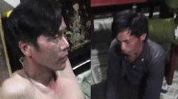 TP.HCM: Cảnh sát 113 giải cứu cả nhà bị khống chế làm con tin