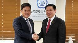 Việt Nam - Hàn Quốc sẽ ký Hiệp định thương mại tự do vào cuối năm 2014