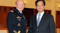 Thủ tướng tiếp Chủ tịch Hội đồng Tham mưu trưởng Liên quân Hoa Kỳ