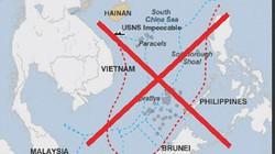 Sách về đường 9 đoạn của Trung Quốc không có giá trị