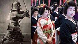 Vì sao con các Samurai hay bị khuyết tật?