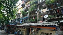Chung cư cũ xuống cấp khó cải tạo vì sao?
