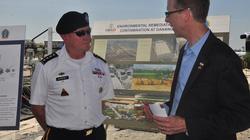 Đại tướng Mỹ Martin Dempsey:  Ủng hộ dự án tẩy  đất nhiễm dioxin  ở sân bay Đà Nẵng