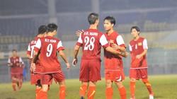 Phung phí cơ hội, U19 Việt Nam bị U21 Brunei chia điểm