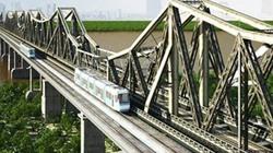Đề xuất xây cầu đường sắt mới cách cầu Long Biên 75 mét