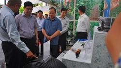 Giới thiệu nhiều công nghệ hiện đại phục vụ sản xuất nông nghiệp