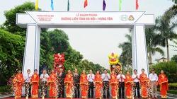 Khánh thành đường Liên tỉnh Hà Nội – Hưng Yên