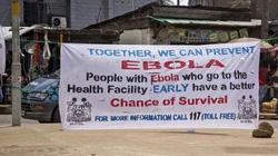 Cuộc sống người Việt vùng tâm dịch Ebola: Hơn 200.000 đồng/chai nước rửa tay