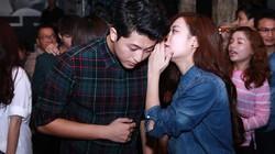 Hoàng Thùy Linh công khai tình tứ với Harry Lu trong buổi tiệc đêm