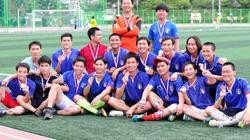 Tưng bừng đại hội thể dục thể thao của sinh viên Việt Nam tại Hàn Quốc
