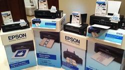 Epson tiếp tục mở rộng thị trường máy in mực hệ thống tại Việt Nam