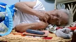 Rơi nước mắt tuổi già bệnh tật, thiếu thốn của nhạc sĩ Nguyễn Văn Tý