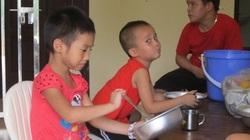 Hình ảnh mới nhất về các trẻ chùa Bồ Đề tại nơi ở mới