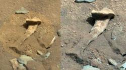 Sự thật về xương đùi người ngoài hành tinh trên sao Hỏa