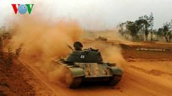 Kíp xe tăng được huấn luyện như thế nào tại Việt Nam?