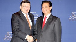 Chủ tịch EC: EU-Việt Nam cùng lạc quan hướng về phía trước