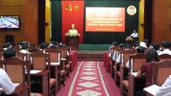 Phổ biến Nghị quyết Hội nghị lần thứ 4  BCH T.Ư Hội