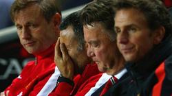 M.U thua đậm tại Capital One Cup: Van Gaal vẫn không run