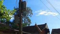 Điện lực Nghệ An:  Yêu cầu Điện lực  Cửa Lò lập ngay phương án khắc phục