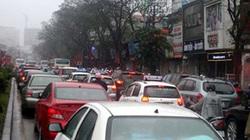 Hà Nội: Từ 27.8, cấm ô tô trên đường Xuân Thủy - Cầu Giấy