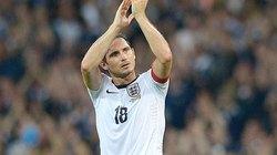 Lampard chính thức chia tay ĐT Anh