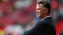 Van Gaal nói gì sau trận thua tủi hổ 0-4 của M.U?