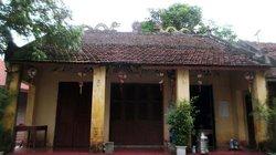 """Kỳ bí chuyện """"mãng xà"""" vắt vẻo trong ngôi chùa thiêng ở Hưng Yên"""