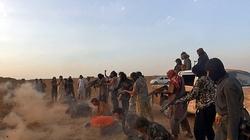 Kinh hoàng cảnh xử tử của Nhà nước Hồi giáo tại Iraq, Syria