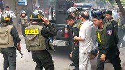 29 cán bộ, chiến sĩ công an bị thương khi làm nhiệm vụ