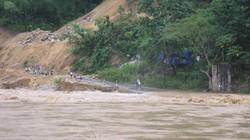 Thanh Hóa: Mưa lũ gây cô lập thị trấn Quan Sơn