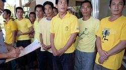 12 ngư dân Quảng Ngãi sắp được về nhà sau 2 năm bị bắt