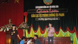 Giao lưu các CLB phòng chống tội phạm tỉnh Hải Dương: Sân chơi bổ ích cho nông dân