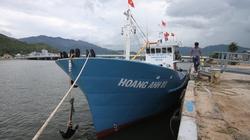 Tàu cá vỏ sắt liên tục hỏng