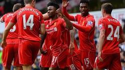 Liverpool đè bẹp Tottenham trong ngày Balotelli ra mắt