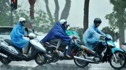 Hà Nội và các tỉnh ven biển phía Bắc có mưa dông trước ngày 2.9