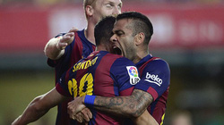 Kết quả các trận đầu đêm qua, rạng sáng nay: Real thảm bại, Barca nhọc nhằn giành 3 điểm